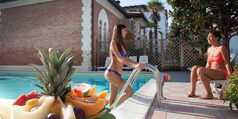 Offerte Pensione Completa con bevande Hotel Villa Franca Igea Marina
