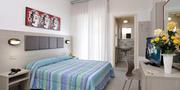 camera standard hotel tiberius rimini 2017