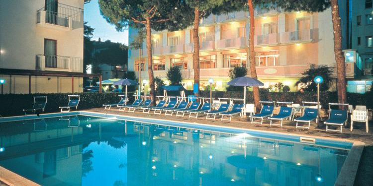 Hotel Liliana Mezza Pensione Rimini