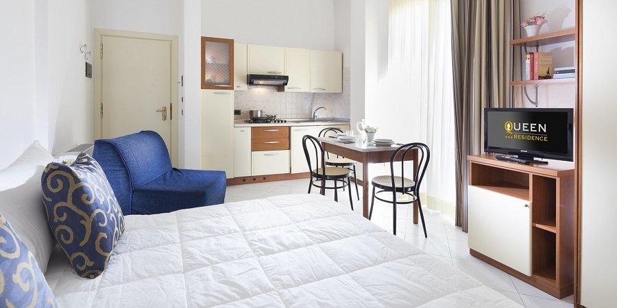 offerta settimanale  al sole soggiorno in appartamento a marina centro di rimini