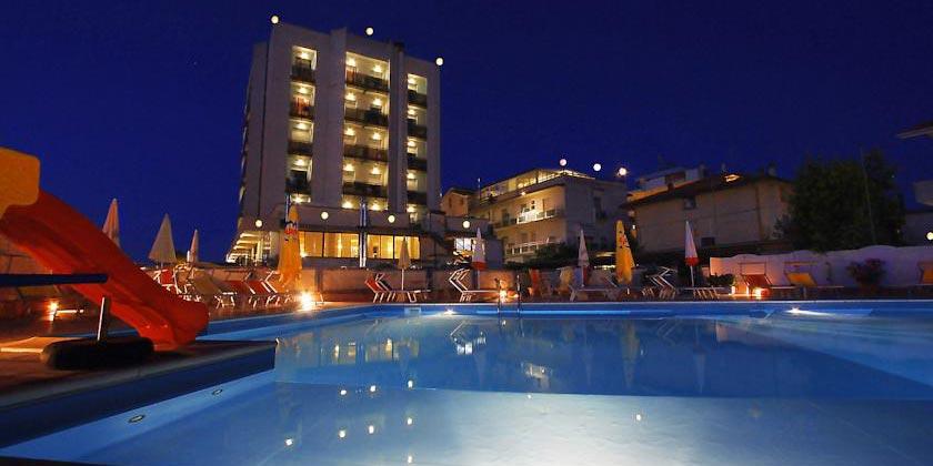 Hotel Avila In Rimini